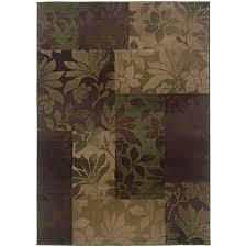 oriental weavers generations 8006a purple green area rug