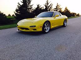 For Sale] 1993 Mazda RX-7 R1 Competition Yellow Mica With 62K ...