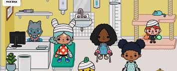 kids play doctor with toca life hospital the power of play toca boca