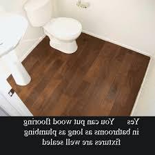 Wonderful Laminate Wood Flooring In Bathroom Can Laminate Flooring ... Can  You Put Laminate ...