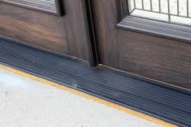 front door thresholdExterior Front Door Threshold  How to Replace Front Door