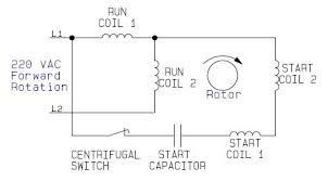 single phase motor wiring diagrams single phase motor connection diagram at Motor Wiring Diagram Single Phase With Capacitor