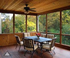 screened in back porch ideas for outdoor dining room inspiration