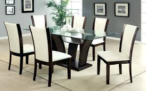 glass dining table sets india. glass top 4 seater dining table india price set 7 piece sets u
