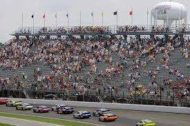 Pocono Raceway Long Pond Seating Chart Nascar Tries To Lure Fans Back To Seats The New York Times