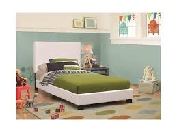 low profile twin bed. Wonderful Profile Upholstered Beds LowProfile Twin Bed By Coaster To Low Profile T