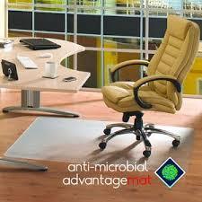 floor office. floortex antimicrobial hard floor mat 90 x 120cm rectangular office
