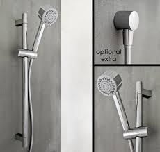 Design Adjustable Shower Head & Rail (79B)