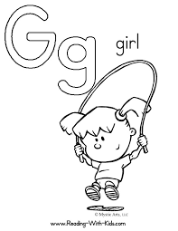g is for girl