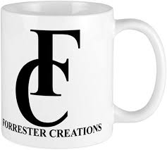 A cup above coffee catering. Amazon Com Forrester Creations Logo Ceramic Mug 11 Oz Coffee Cups Catering Mug Porcelain Mugs With Handles Coffee Cups Mugs