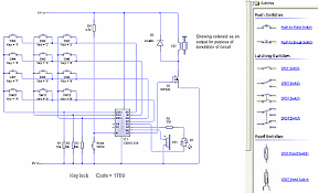untitled document circuit schematic of keypad board