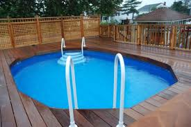 square above ground pool with deck. Image Of Hypnotic Above Ground Decks For Pools With Wooden Pool And Resin Ladders Square Deck D