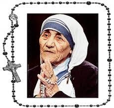 Blessed Beads Rosaries Teresa of Calcutta