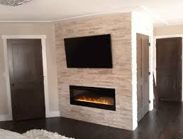 fascinating stone gas fireplace designs images inspiration