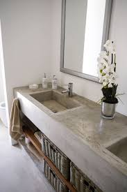 Bathroom Vanities Cincinnati Awesome Bathroom Trend Cemcrete Cement Finishes Industrial Home Design