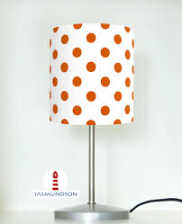 Jasmundson Tischlampe Für Kinder Und Schlafzimmer Mit Punkten In