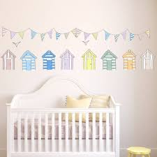stickers beach wall decals