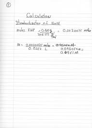 Lab Notebook Example Che141 Lab Notebook Examples Example 799412600738 Chemistry Lab