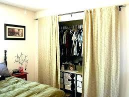 no door closet curtains over closet doors and beyond curtains over closet endearing curtains for closet no door closet