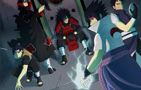 Sharingan, mangekyou sharingan, uchiha obito, hatake kakashi. Wallpaper Logo Game Sasuke Naruto Armor Crow Anime Man Itachi Sharingan Evil Asian Akatsuki Mask Uchiha Manga Images For Desktop Section Syonen Download