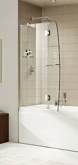 Paragon Bath 0ASBS02-A-SP01 Frameless Shower Door - Chrome