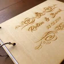 Guest Sign Book 2019 Personalized Wedding Guest Book Wedding Guest Book Rustic