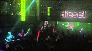 Morgan Page At Diesel Club Lounge Youtube