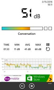 Decibel Meter Hq For Windows 10 Free Download And Software