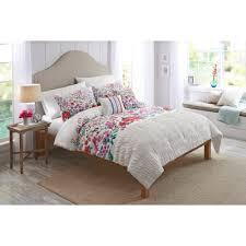 better homes gardens full or queen watercolor fl comforter set 5 piece com