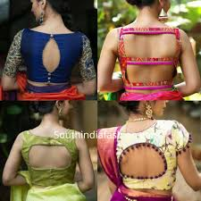 Saree Back Designs Catalogue Latest Top 1000 Best Blouse Designs For 2019 Saree