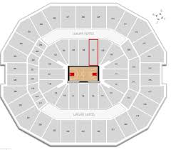 Is Section 107 Row B Part Of The Premium Seating At Kfc Yum