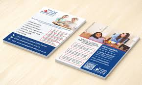 Flyer Design Birmingham Healthcare Leaflets Magin Web Design Birmingham Design