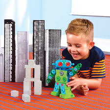 Design And Drill Robot Design Drill Robot By Educational Insights Gogokids Toy