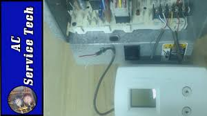 thermostat furnace ac not working troubleshooting bad tstat thermostat furnace ac not working troubleshooting bad tstat wiring and blown 24v fuse