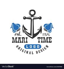 Maritime Logo Design Maritime Logo Original Design Est 1976 Retro