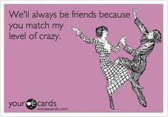 Friends till the end on Pinterest | Funny Friendship Quotes ... via Relatably.com