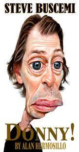 Steve Buscemi By Alan HI | Media & Culture Cartoon | TOONPOOL