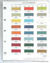 Subaru Colours Chart 1984 Subaru Dupont And R M Color Paint Chip Chart All Models