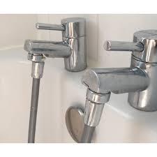 how to convert bathtub faucet into shower bathtub ideas