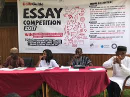 daily guide launches essay competition yfm  daily guide launches 2017 essay competition
