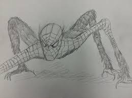 マーベルのえらい人にガジェ通スタッフが描いたスパイダーマンの絵を