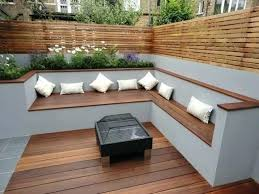 stylish patio bench storage box outdoor benches with impressive eucalyptus chairs waterproof white