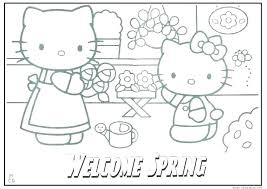 Kindergarten Coloring Pages For First Day Of School Worksheets Pdf