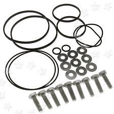 For bmw solenoid seal o ring upgrade replacement kit m52tu m54 m56 va338 tem5 1 391871253730