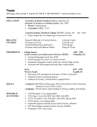 Criminal justice resume sample law resumecompanion com objective Resume  Samples Format
