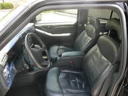 1995 Chevrolet Blazer - Information and photos - ZombieDrive