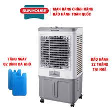 Trả góp 0%]Quạt điều hòa không khí Sunhouse SHD7759 - Máy làm mát không khí  - Quạt hơi nước - Bảo hành 12 tháng tại nhà