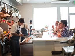 Restaurant open kitchens Luxury La Confidential Magazine La Restaurants With Open Kitchens To Watch Chefs Cook