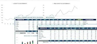Calendar Template Online Brand Calendar Template 9 Free Marketing Templates For Excel