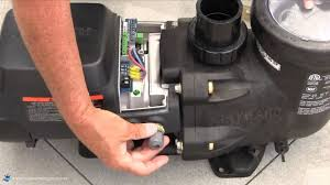 how to install a hayward ecostar variable speed pump